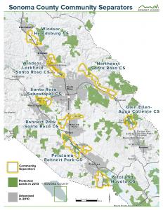 Sonoma County Community Separators